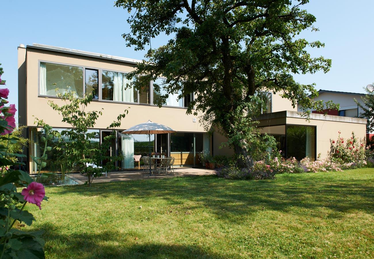 Einfamilienhaus_Kleintobel_Fensterfront