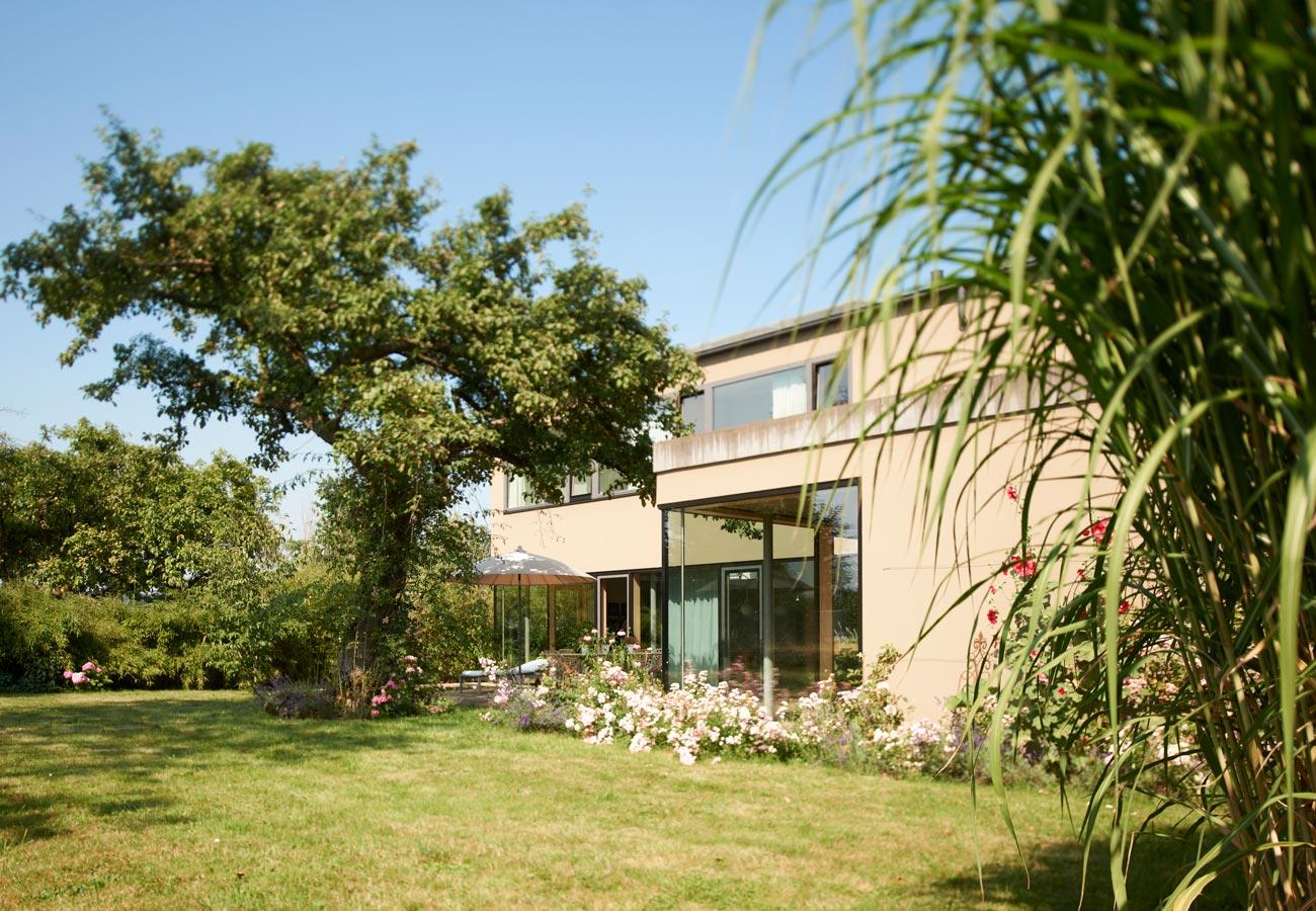 Architektur_Einfamilienhaus_Kleintobel_Garten