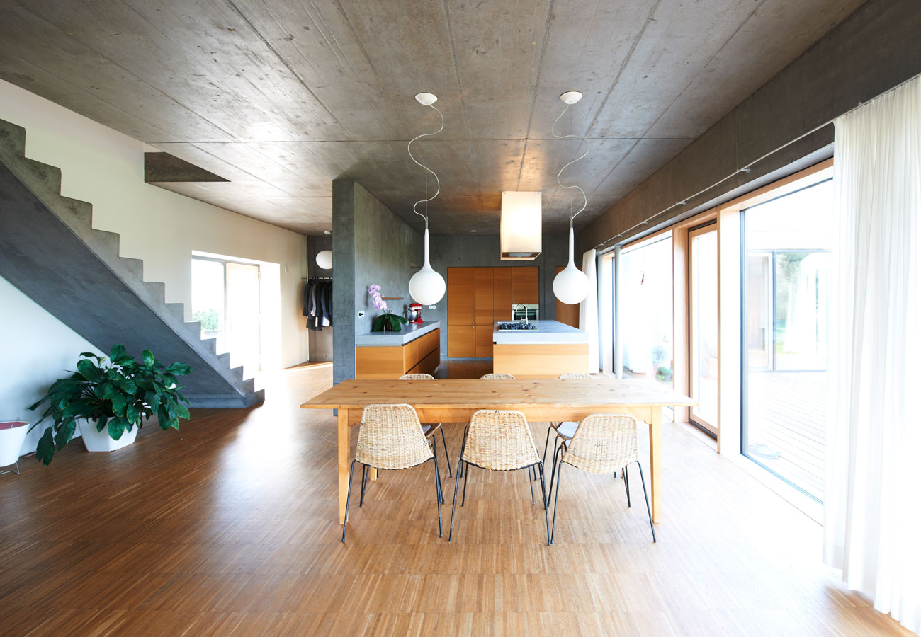 Innenarchitektur_Einfamilienhaus_Kleintobel_Essbereich