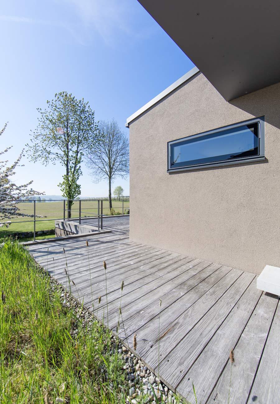 Architektur_Einfamilienhaus_Kleintobel_Einliegerwohnung_Balkon