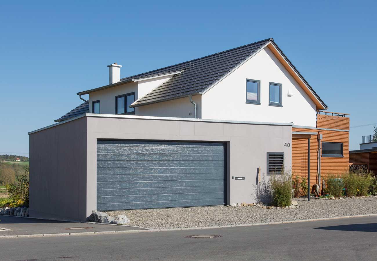 Einfamilienhaus_Wilhelmsdorf_Garage