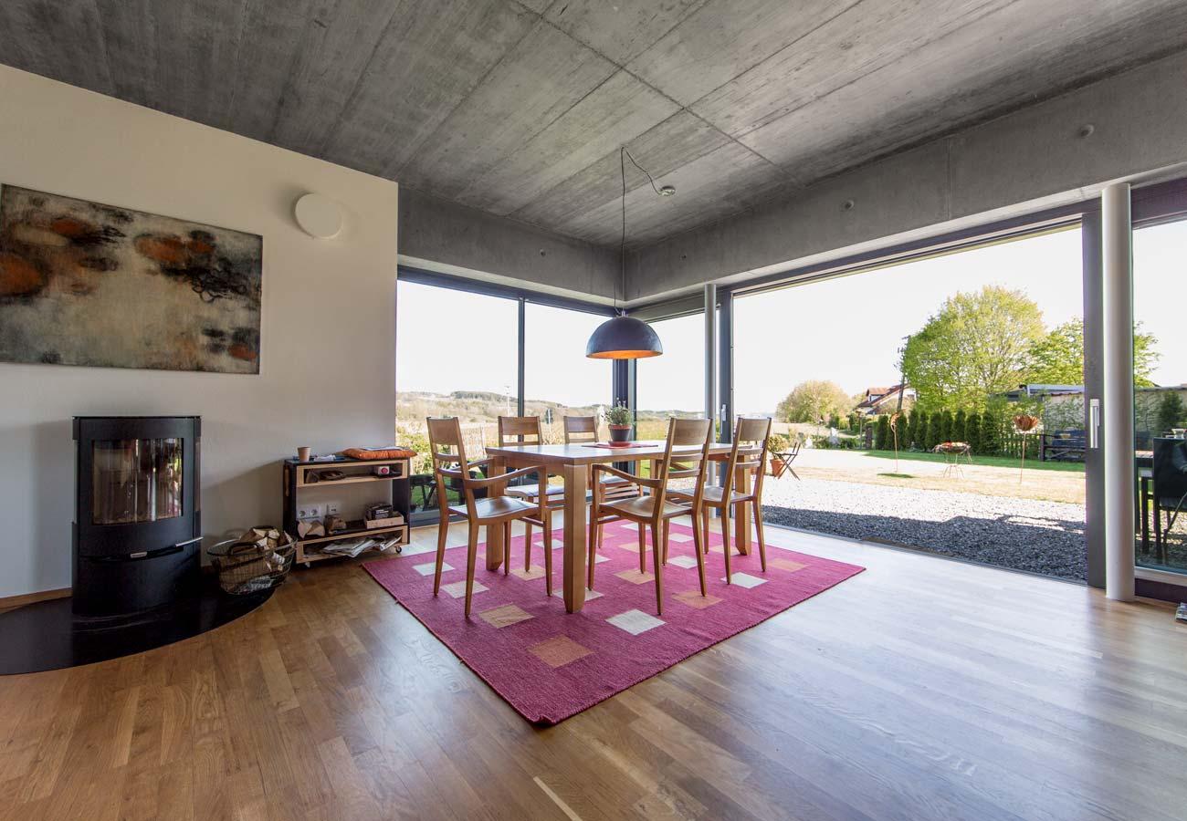 Einfamilienhaus_Wilhelmsdorf_Essbereich
