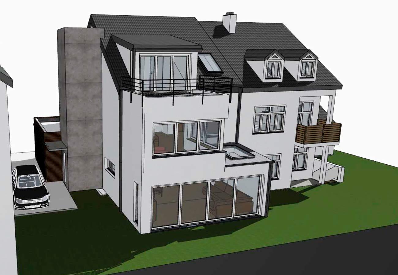 Architektur_Fasulo_Umbau_Haus_Weingarten_Visualisierung