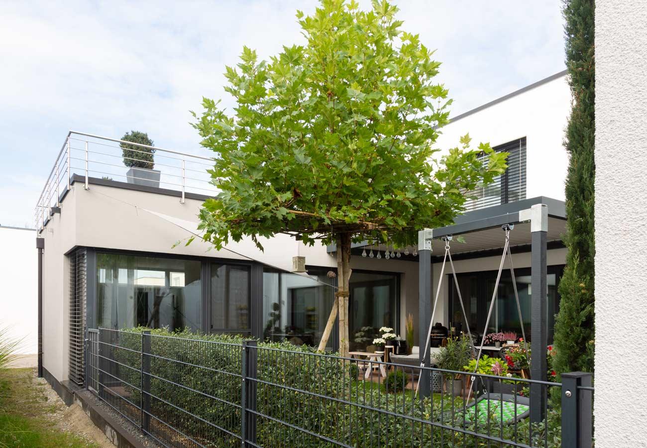 Architektur_Fasulo_Haus_Weingarten_Garten