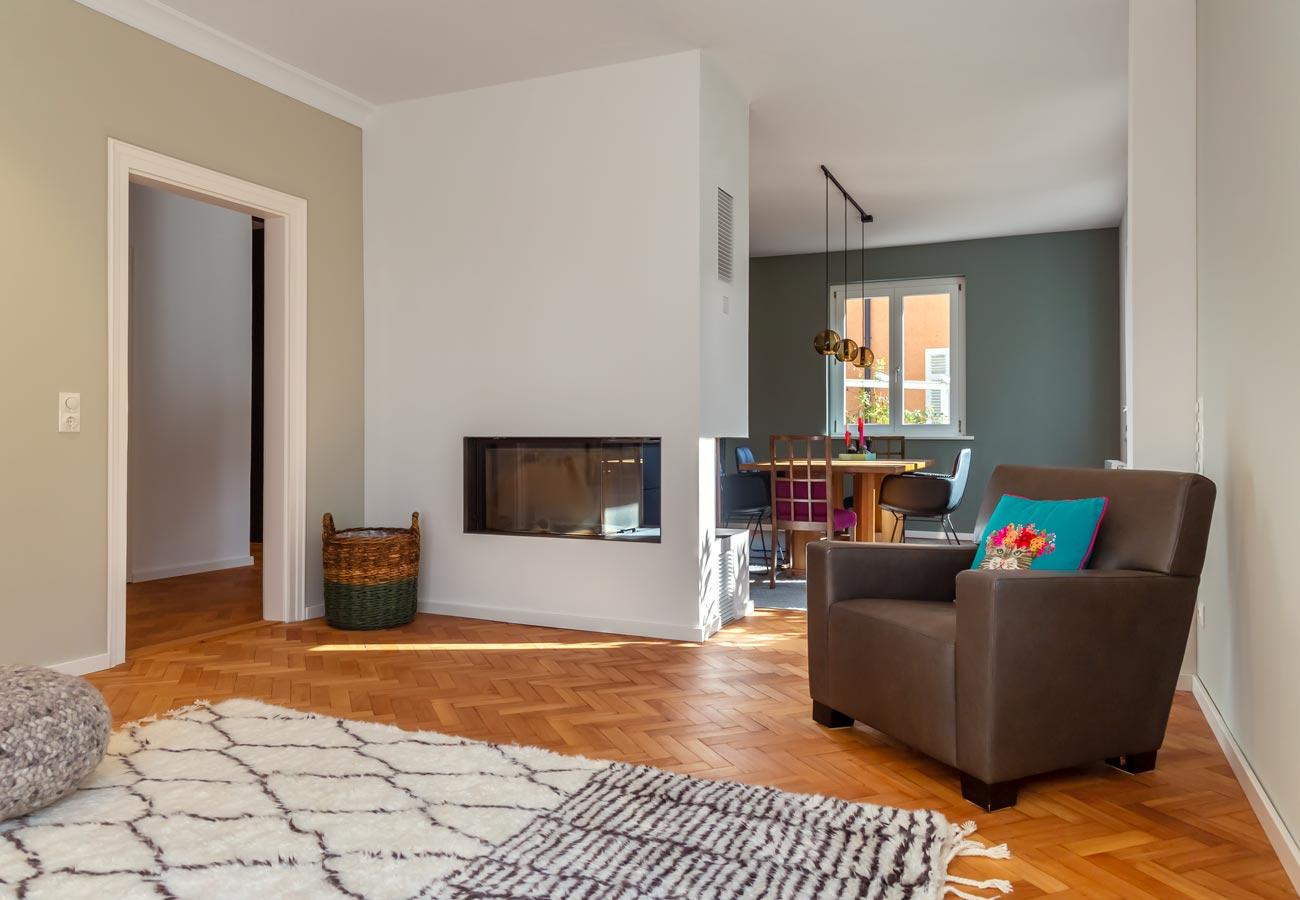 Innenarchitektur_Ravensburg_Kamin_Wohnbereich