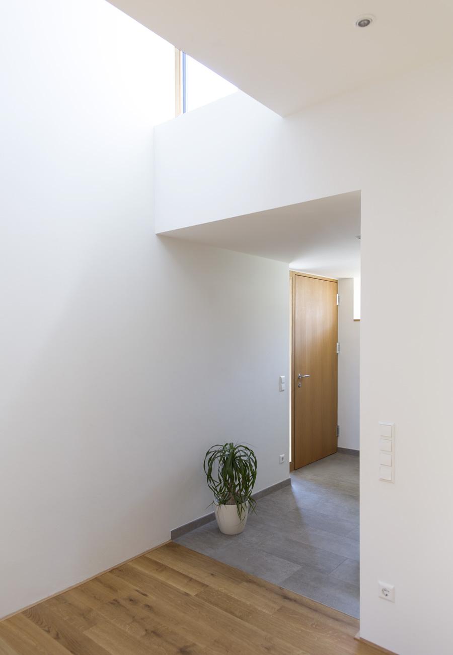 Architektur_Immenstaad_heller_Eingangsbereich