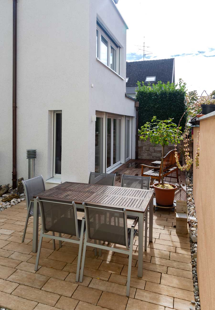 Architektur_Paolo_Fasulo_Sanierung_Doppelhaushälfte_Garten